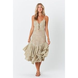 NWT Free People Jens Pirate Booty Mare Dress S